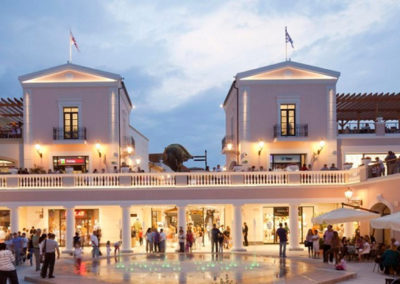 Sistema de gestión centralizada para la supervisión de instalaciones en nuevo centro comercial Designer Outlet Málaga (Plaza Mayor)