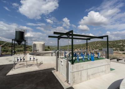 Estación Depuradora de Aguas Residuales de Arjona