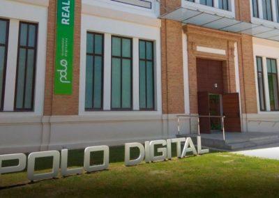 Maintenance of control system of Polo Nacional de Contenidos Digitales (National Centre of Digital Contents)